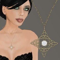 Triquetra Necklaces