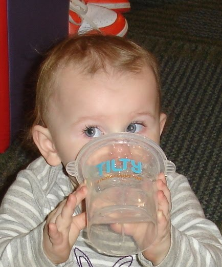 Tilty Sippy Cup