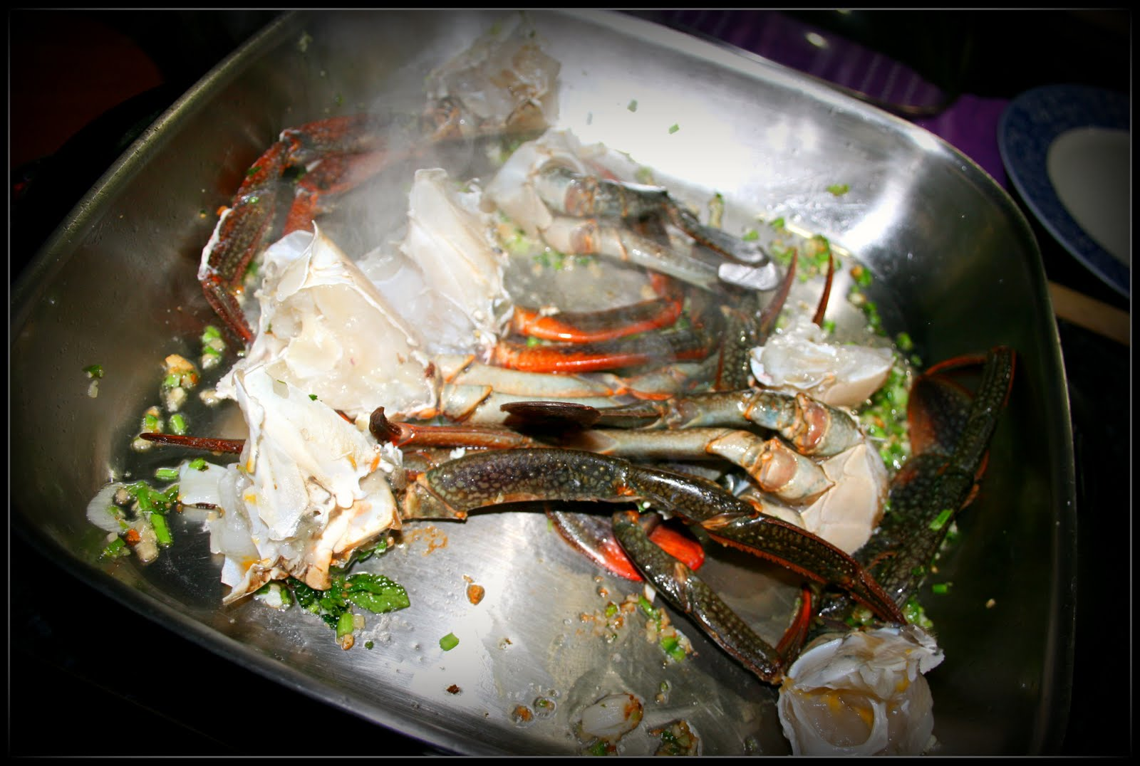 The Cook And The Fitter Chilli Mud Crab