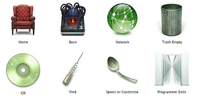 Download   Matrix Icons Pack
