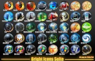 Bright Icones Suite Baixar