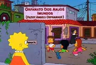 gde noticia21112002b Video Episódio: Simpsons no Rio de Janeiro