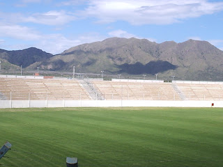 "Estadio "" Juan Gilberto Funes """