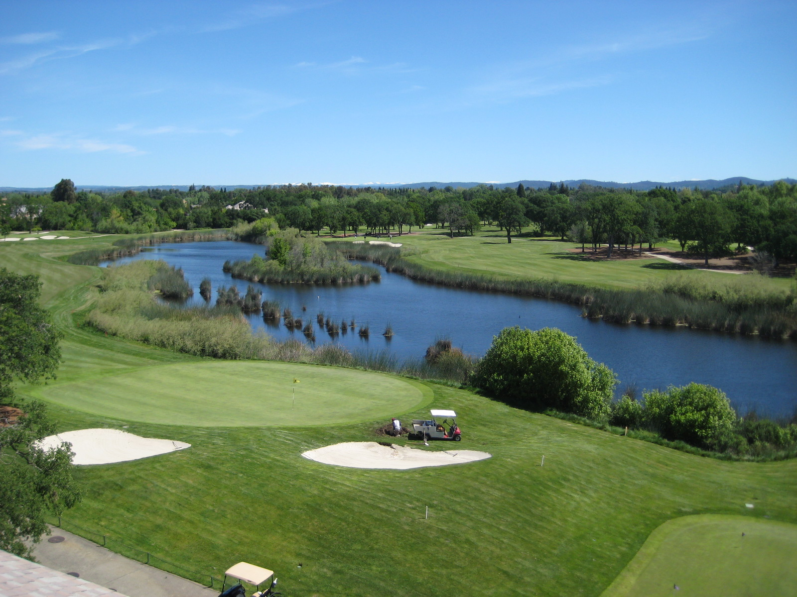 Granite Bay Golf Club Course Update The Aging Of Our Ponds