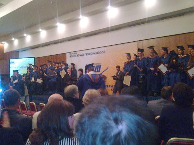 ESM Graduation-Now I Am FREE