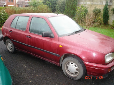 Used Motor Vw Golf 96 For Sale