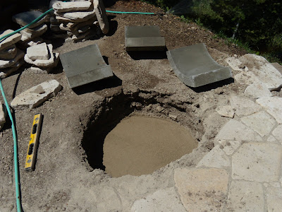 Hibbys Blog How To Build A Below Ground Fire Pit