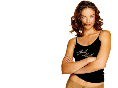 Nice Cool Ashley Judd Picture Wallpaper