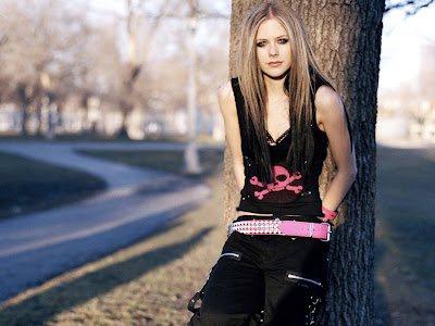 Nice n Cool Avril Lavigne picture