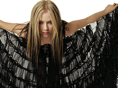 Avril Lavigne Very beautiful Picture
