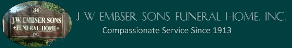 J W Embser Sons Funeral Home, Inc