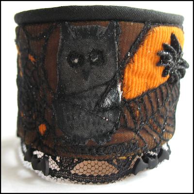 Halloween Cuff Bracelet