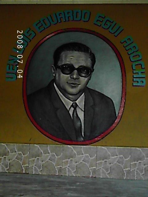 Luís Eduardo Egui Arocha
