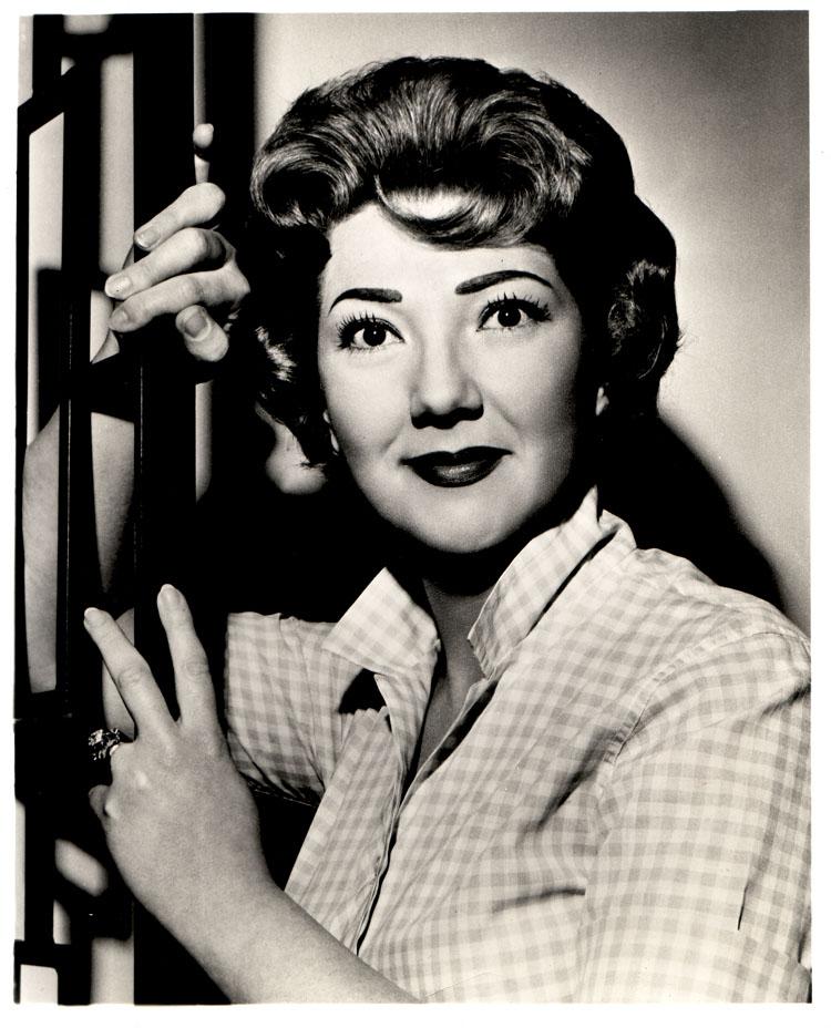 Joan Gardner voice actor