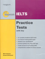 IELTS Practice Tests with Answer Key