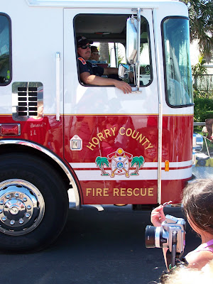 Horry County Fire Rescue ( they cover Myrtle Beach )..this is Engine 1.
