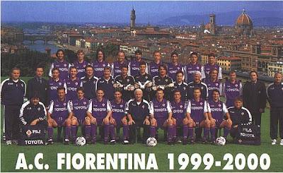 AC FIORENTINA Fiorentina99-00