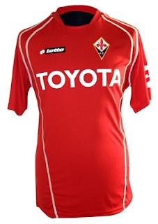 AC FIORENTINA 3+camiseta+fiorentina