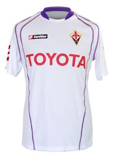 AC FIORENTINA 2+camiseta+fiorentina