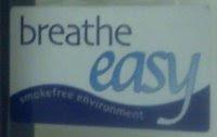 Smoke-Free Environment!