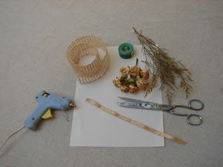 Materiales para la construcción de tu invitación