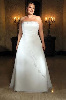 Disenos vestidos de novia para gorditas