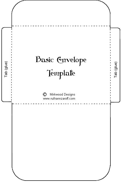 4x6 Envelope Template over 75 free envelope templates at – Sample 4x6 Envelope Template