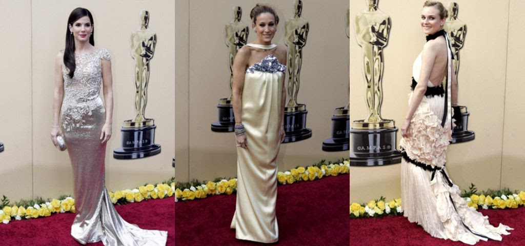 Utah StyleListe: Wrapping-Up The Red Carpet: Oscars 2010