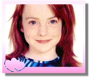 The First Red Headed Child Model Of Ford Modeling Agency Lindsay Morgan