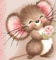 Bonne Mercredi Cute%2Bmouse
