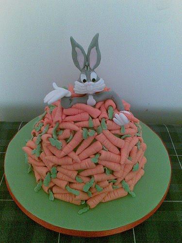 Gallery Birthday Cakes Bugs Bunny Birthday Cakes