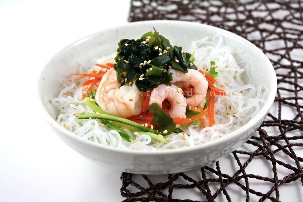 Seasaltwithfood: Japanese Salad With Sweet Vinegar ...