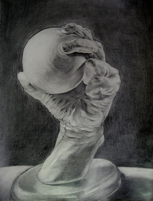 Junoh Sung, graphite on paper, 06-01-06