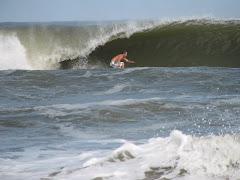 Curran Fallon: surf instructor
