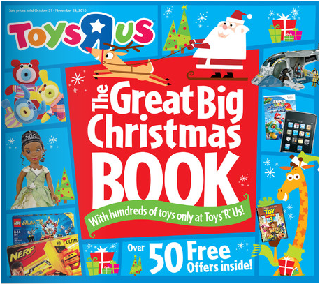 Minnesota Coupon Adventure New Toys R Us Toy Big Book