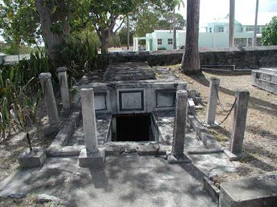 Paranormal e enigmas - O túmulo Chase