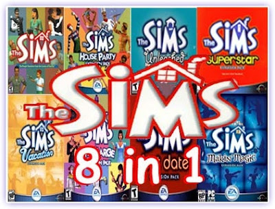 The Sims 1 Completo + Expansões