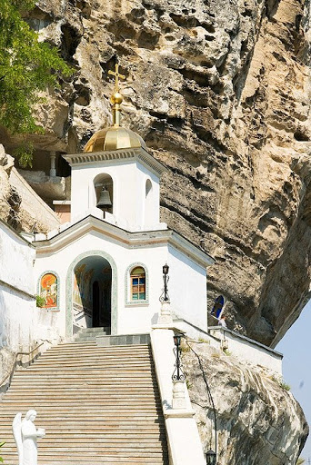 Успенский монастырь. Чуфут-Кале