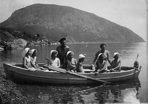 Артек, 1941 год