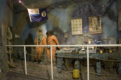 Музей морских катастроф в Малореченском