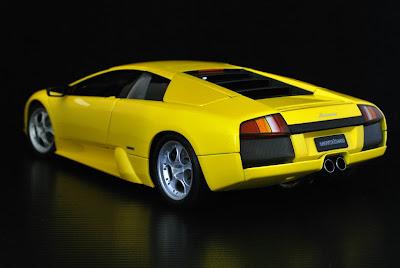 Nicadraus Lamborghini Collection Lamborghini Murcielago Autoart