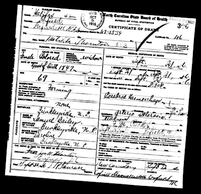 how to find someones death certificate
