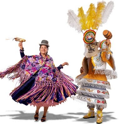 Danza morenada 3 - 1 3