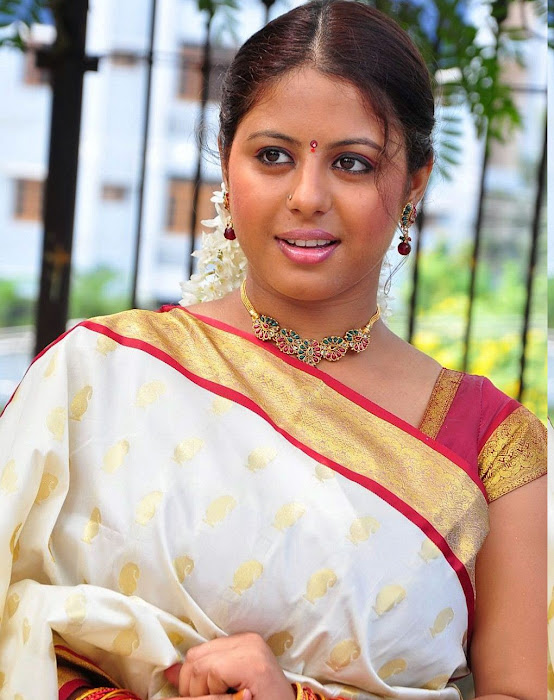 sunakshi masala in cool saree cute stills