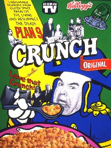 Get Your Crunch Daily