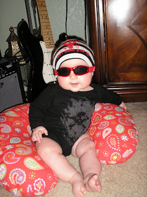 Baby Diva in Shades