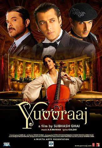 Yuvvraaj (2008) Movie Poster