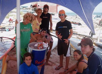 windsurf cancun