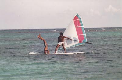 windsurf akumal 1990