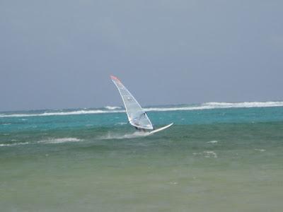windsurf akumal